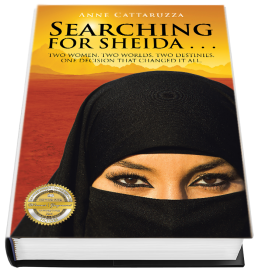 Searching For Sheida - Anne Cattaruzza