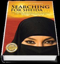 Searching For Sheida - Anne Cattaruzza